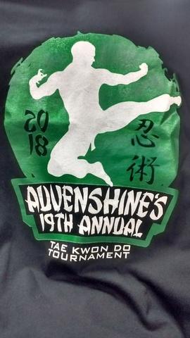 Auvenshine's Taeqwondo Tournament