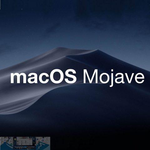 macOS Mojave (2018)