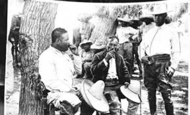 1894 hirió al hacendado Agustín Lopéz Negrete
