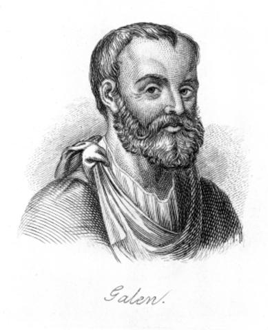 Galeno: Tercer maestro de la era antigua
