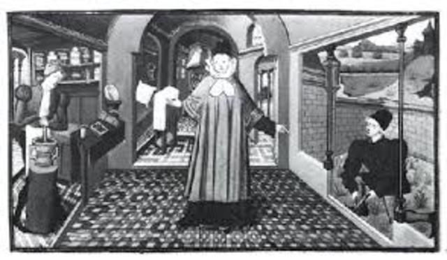 (1260 – 1320), Henry de Mondeville