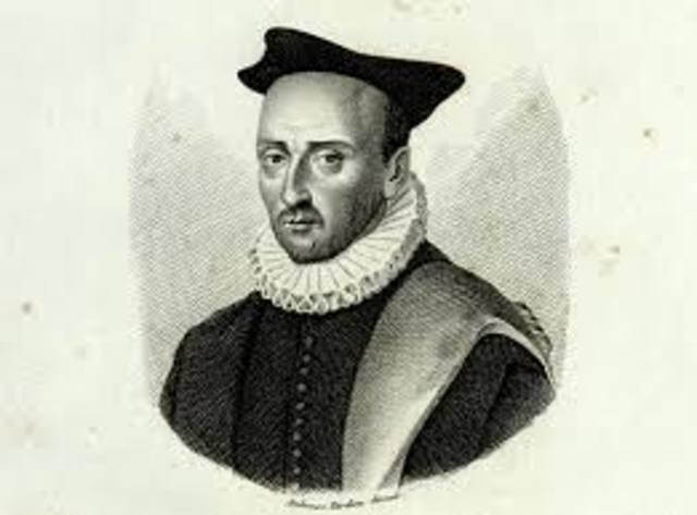 Medico Frances Guilaume De Baillou