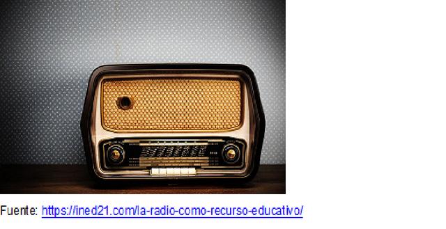 Aplicación de la radio en la educación en Alemania y México.