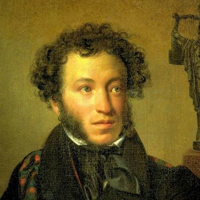 Основные даты жизни и творчества А.С. Пушкина timeline