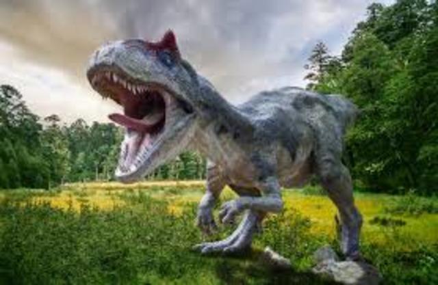 Dinosauruste väljasuremine
