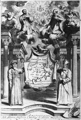 "1655 Edad Moderna; ""Mundus subterraneus"" por Kircher y Walter Pope con ""Philosophical transactions"""