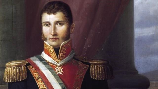 Agustín de Iturbide VS Vicente Guerrero