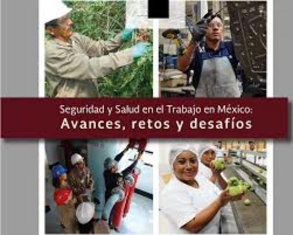 2003 México Día Mundial de la Seguridad y la Salud en el Trabajo