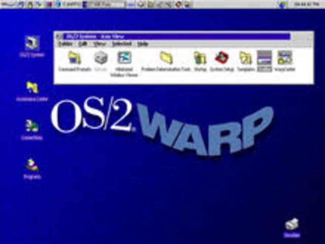 Microsoft   OS/2