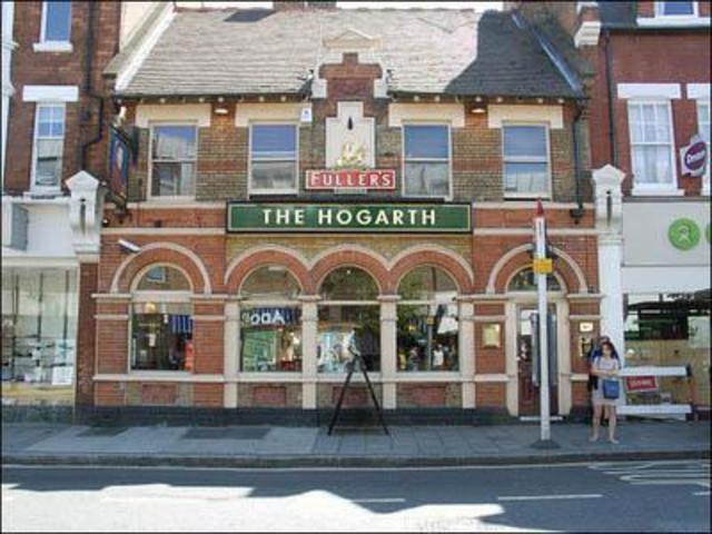 Foundation of Hogarth Press