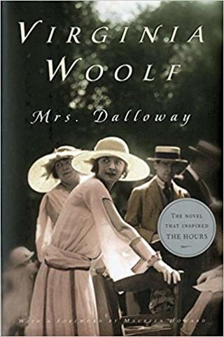 "Publishment of the book ""Mrs Dalloway"""