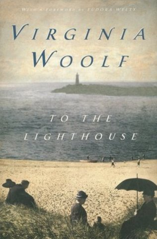 "Publishment of the book ""To the lighthouse"""