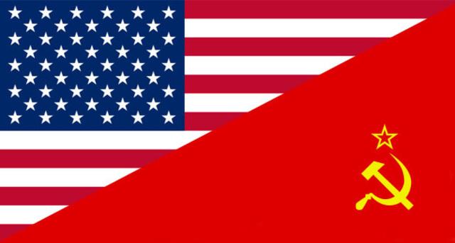 USA og Sovjetunionen går inn i Korea