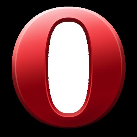 Первая версия Opera