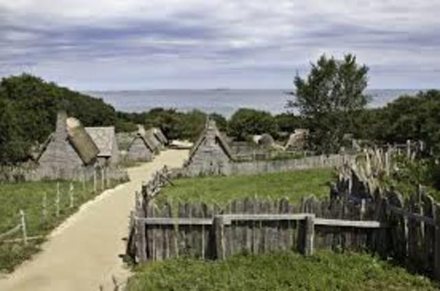 Massachusetts 1620
