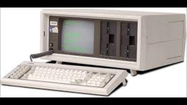 Una de las primeras computadoras en la historia.