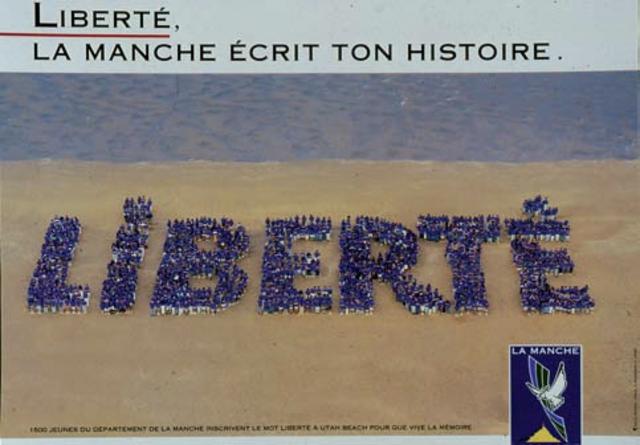 LA MANCHE VEUT ÉCRIRE L'HISTOIRE DE LA LIBERTÉ