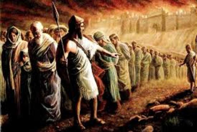 L'exili a Babilonia
