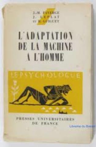 Primera obra en francés