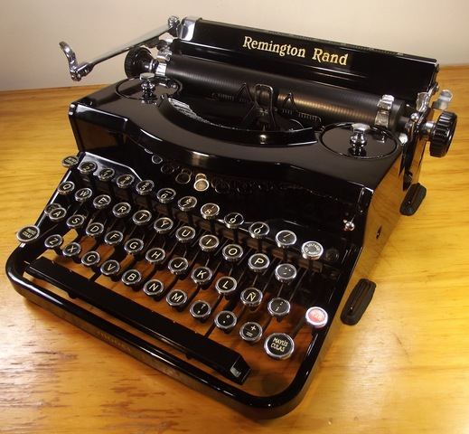 Пишущие машинки с открытым текстом