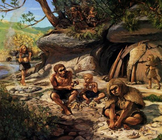 Relaciones publicas en la prehistoria
