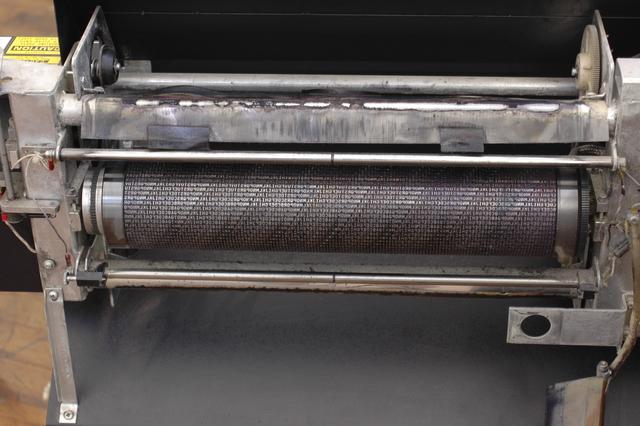 Барабанный принтер