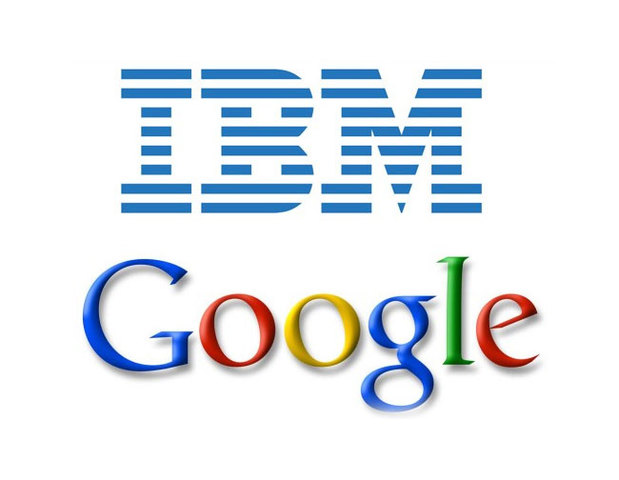 Google, IBM