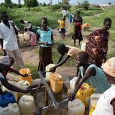 A LONG WALK TO WATER     Southern Sudan timeline