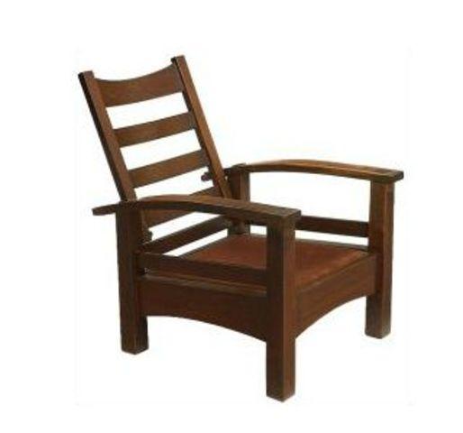 CLA: Morris Chair by W. Morris