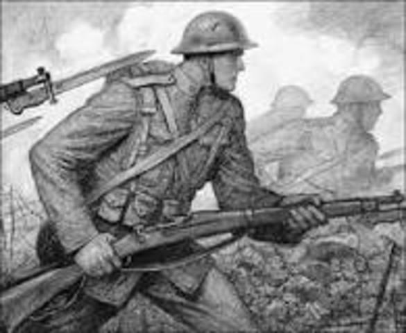 WW1 timeframe