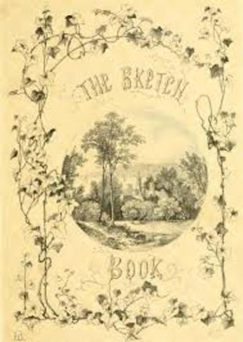 Washington Irving publishes The Sketch Book