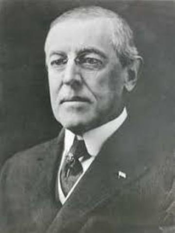Wilson's Presidency