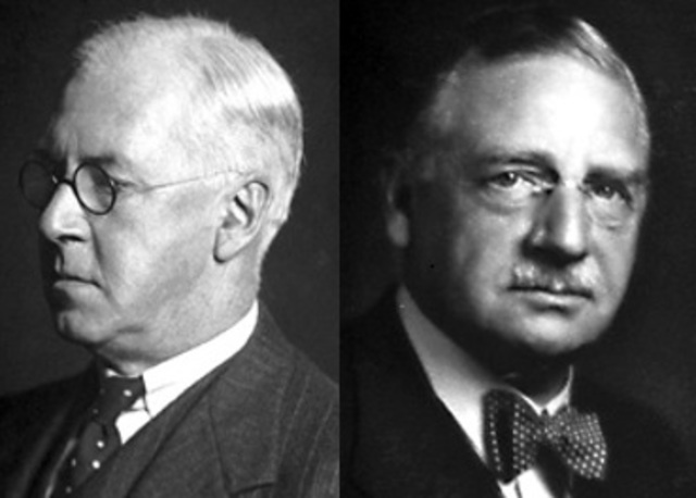 Henry Hallet Dale y Otto Loewi (1873-1968)