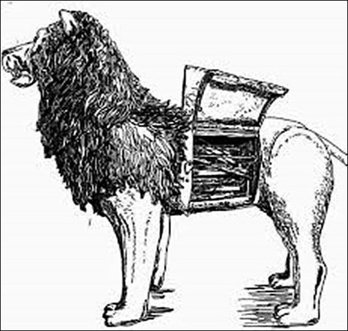 Механический лев Леонардо да Винчи