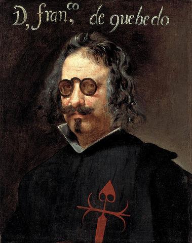 FRANCISCO GOMEZ  DE QUEVEDO VILLEGAS   1580/1645