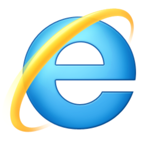 Internet Explorer is created