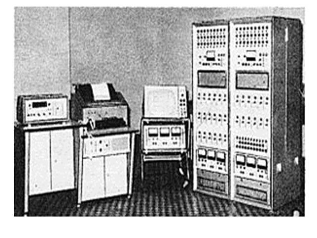 Primera computadora analógica.