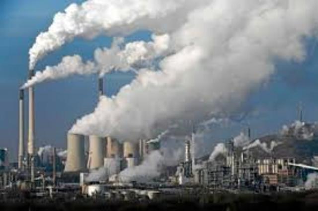Problemas de las industrias al medio ambiente