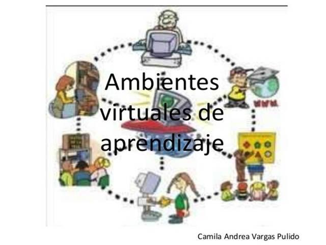 Ambientes virtuales de aprendizaje.