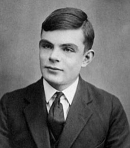 Comptabilidad - Alan Mathison Turing