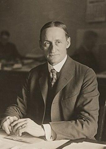 Walter Dill Scott (Ciencia del Comportamiento)