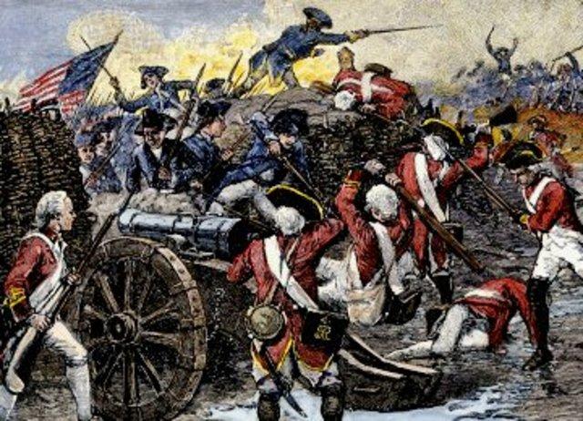 The Revolutionary War Begins
