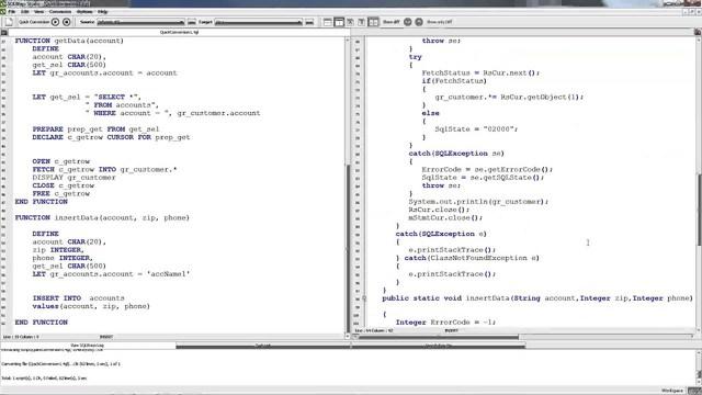 IBM Informix-4GL