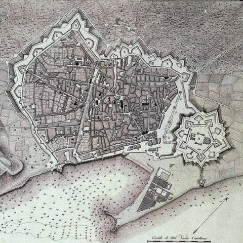 Start of construction of Ciutadella