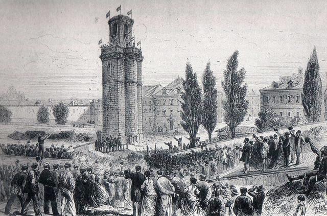 Destruction of Ciutadella