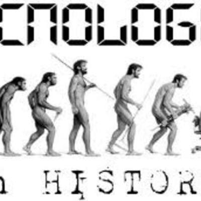 HISTORIA Y EVOLUCION DE LA TECNOLOGÍA timeline