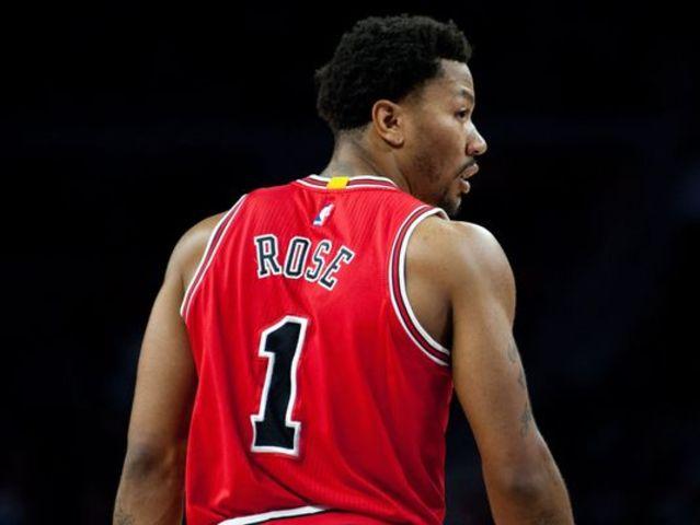Fourth Bulls jersey