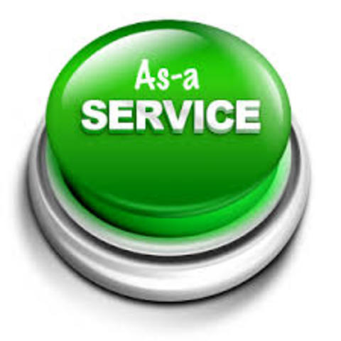 As a service