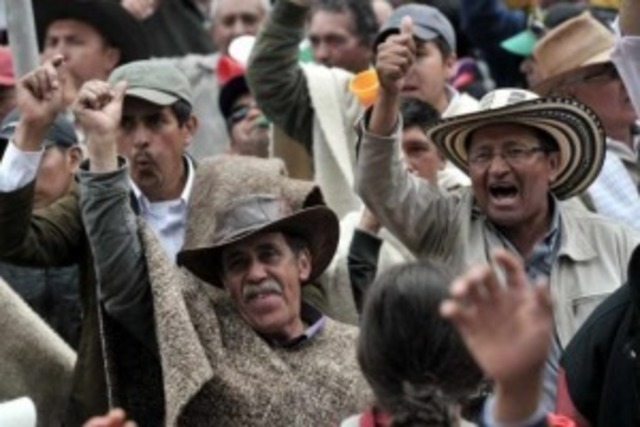 Golpe al Movimiento Campesino