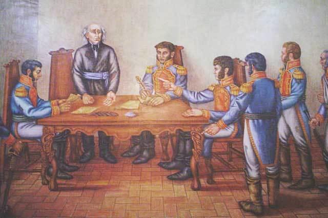 Hidalgo es despojado del mando militar